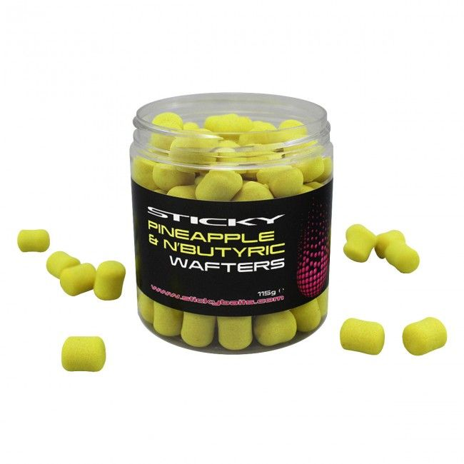 Sticky Baits Wafters Pineapple /& N/'Butyric PINW